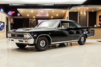 Chevrolet Chevelle SS Frame Off Restored! L78 396ci/375hp V8, Muncie 4-Speed, PS, PB, Original Color!