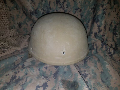 Ceradyne ECH, Enhanced Combat Helmet, Size Large, Good Condition, SHELL ONLY