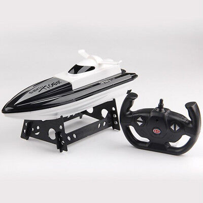 Remote Control RC Boat Ship Super Speed RC Ship Speedboat Electric Toys For Kids