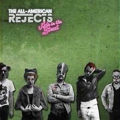 ALL-AMERICAN REJECTS, THE Kids In The Street CD NEW