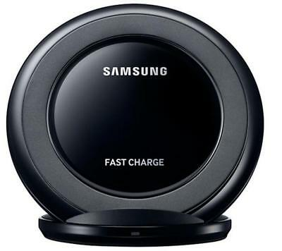 Qi Wireless Fast Charger Charging Pad Stand Dock for Samsung S9 S8 S7 S6 Edge N5