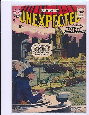Tales of the Unexpected # 15 VG/Fine Cond.