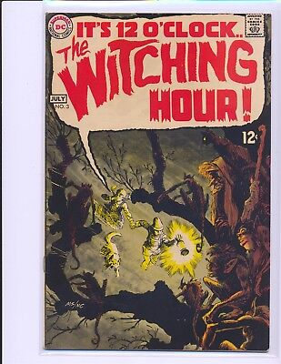Witching Hour # 3 - Wrightson art Fine Cond.