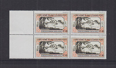 Lord Howe Island 1998 $1.80 GOWER WILSON COURIER POST-Cinderella/Local -B4 -MNG
