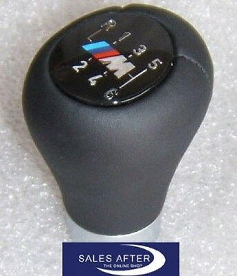 Original BMW M Schaltknauf Leder short shift E46 E60 E61 X3 F25 X4 F26 6 Gang