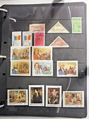 Tchad stamps
