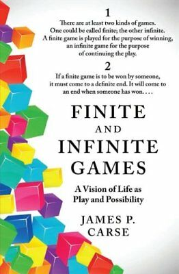 Finite and Infinite Games by James P. Carse (Paperback, 2013)