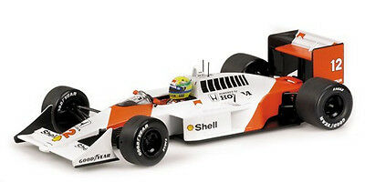1:18 Minichamps - 1988 McLaren MP4/4 Honda - Ayrton Senna - World Champion