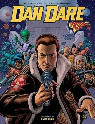 Dan Dare - The 2000 AD Years: Vol. 01 by Pat Mills, Dave Gibbons (Hardback,...