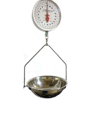 Detecto Hanging Scale Model MCS-40DF SCale for Produce Fish Meat