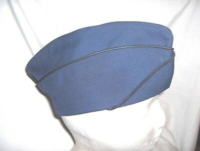 #2302 - Genuine United States Air Force  Garrison Style Hat - Size 7 1/4