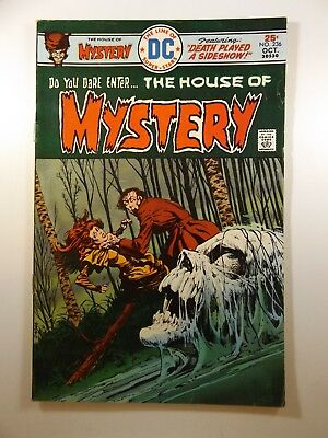 The House of Mystery #236 Classic DC Horror! Beautiful VG Condition!!