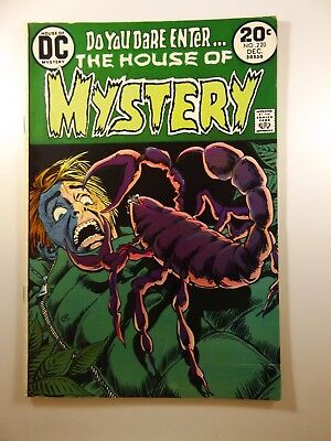 The House of Mystery #220 Classic DC Horror! Beautiful VG Condition!!