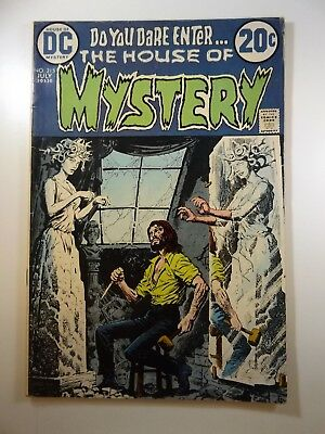 The House of Mystery #215 Classic DC Horror! Beautiful VG+ Condition!!