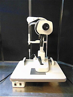 Topcon OM-4 Opthalmometer Keratometer Slit Lamp - Good Condition - S3408