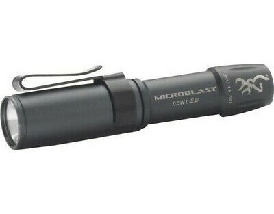 Browning 3712114 Microblast High Output LED Or Cap Flashlight Light