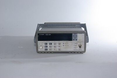 Hewlett Packard RF Frequency Counter 53181A With Case