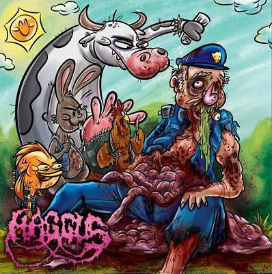 haggus - gore gore and more gore 12 one sidet archagatus hemdale rgte agx