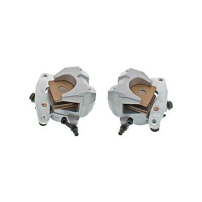 Front Left Right Brake Caliper Pad Set Pair for Yamaha Wolverine 350 1995-2009