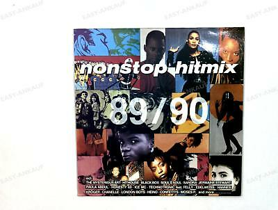 Various - Nonstop Hitmix 89/90 GER LP 1989 /3