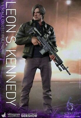 "1:6 Scale Figures--Resident Evil - Leon S Kennedy 12"" 1:6 Scale Action Figure"