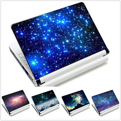 "11.6""-15.6"" STAR Laptop Sticker Skin Decal Cover For Sony HP Dell Acer Toshiba"