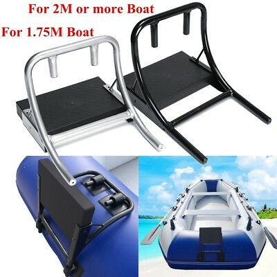 Inflatable Boat Motor Fishing Boat Steel Holder Bracket Support Stand Mounting