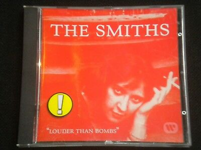 The Smiths - Louder Than Bombs - CD Album - 1993 - 24 Great Tracks
