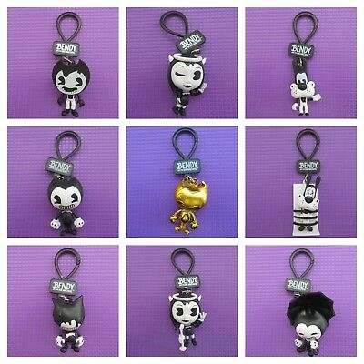 Bendy and The Ink Machine Collectible Clips Figure **Buy 1, Get 1 Free**