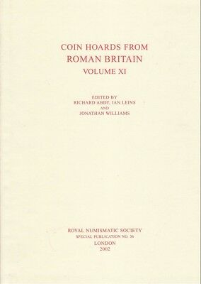 Abdy, Coin Hoards from Roman Britain, Volume XI.