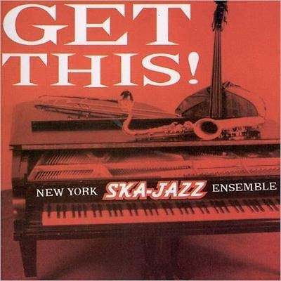NEW YORK SKA-JAZZ ENSEMBLE * Get This!  LP Neu Ska