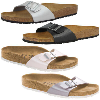 BIRKENSTOCK MADRID BIRKO FLOR GRACEFUL SCHUHE 940153 DAMEN
