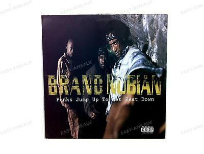 Brand Nubian - Punks Jump Up To Get Beat Down GER Maxi 1992 /3