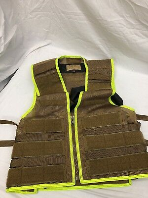 LBT 6202A Coyote Brown Incident Response Vest EMS Police