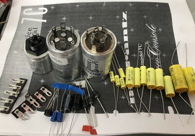 Marantz 7C 7 Restoration Kit (Power Supply and Audio Capacitors)