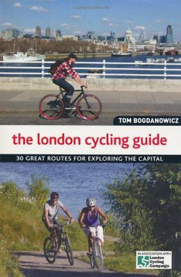 (Good)-The London Cycling Guide (Paperback)-Bogdanowicz, Tom-1847739342