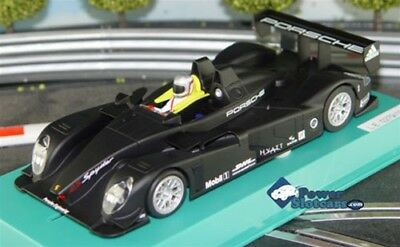 Avant 50601 Porsche Spyder Test Car Black Limited Edition Slot Car 1/32