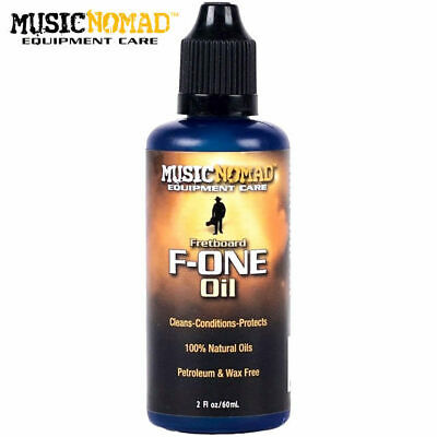 Music Nomad Guitar Fretboard Cleaner and Conditioner F-One NM105 60ml