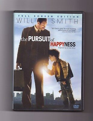 The Pursuit Of Happyness Dvd Full Screen Edition