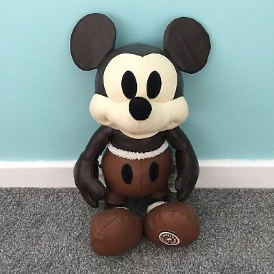 Mickey Mouse Memories April Plush-4/12-UK Disney Store Limited Edition-Sold Out