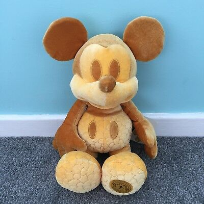 Mickey Mouse Memories February Plush-2/12-Disney Store Limited Edition-Sold Out