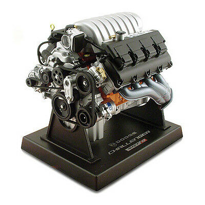 1:6 Liberty Classics - Dodge Challenger SRT 8 Engine NEW IN BOX