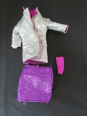 She Makes an Impression fashion outfit Jem and the Holograms Hasbro RARE 1987