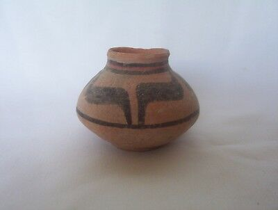 small Prehistoric pottery  pot   c. 1500 B.C.