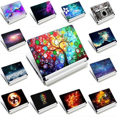 "Laptop Stickers Notebook Skin For 12"" 13"" 14"" 15.6"" Macbook HP Acer Lenovo ASUS"