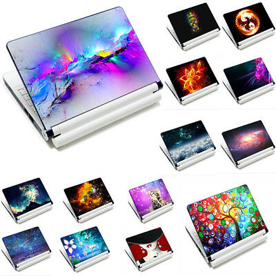 "Sticker Skin Decal For 13"" 14"" 15"" 15.4"" 15.6"" Sony Toshiba HP Dell Acer Laptop"