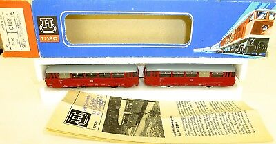 Railbus BTTB 545 2810 TT 1:120 ORIGINAL PACKAGING LIKE NEW Ht3 Å