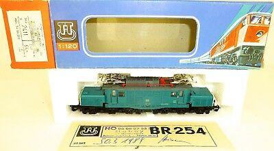 194 178-0 E-LOCOMOTIVE DB with Light Blue Beige BTTB 2411 TT 1:120