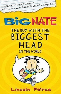 (Good)-Big Nate - The Boy with the Biggest Head in the World (Paperback)-Lincoln