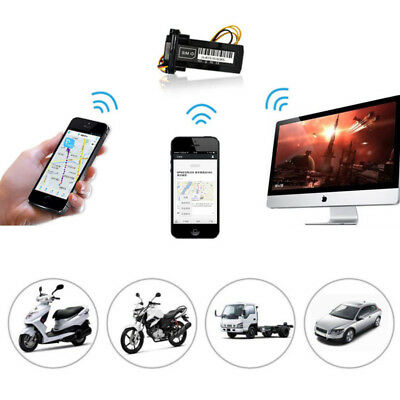 Car Vehicle Motorcycle Global Real Time Traker GSM GPS Tracker Locator Realtime